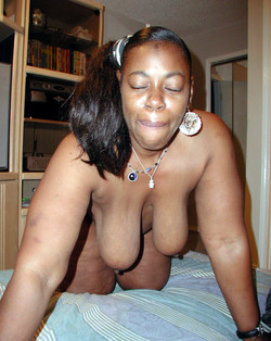 Sexy black girlfriends posing for the..