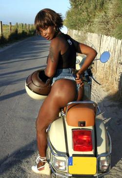 Latina babes, big, round asses and..
