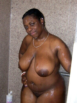 Really tempting black MILFs with juicy..