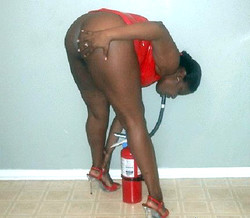 This black women is not exclusive,..